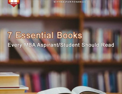7-essential-books-every mba aspirant/student should read