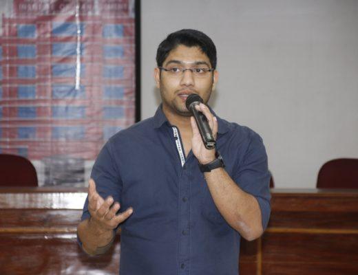 Expert talk by Akhil C Prasad