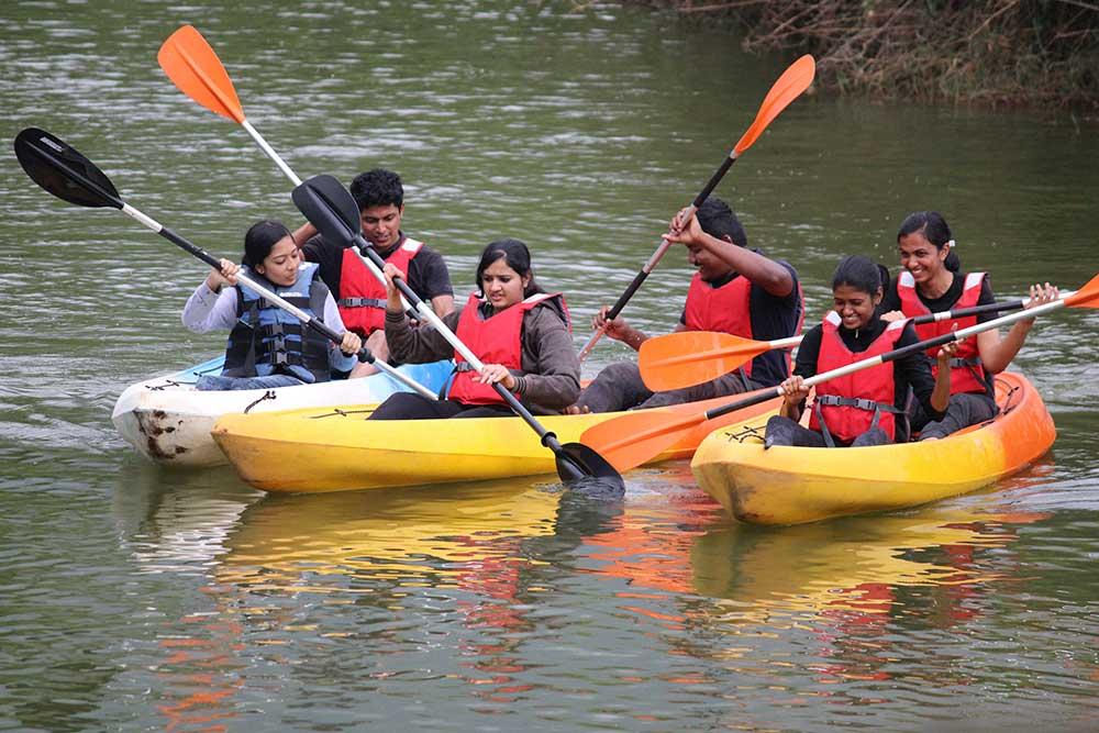 OBT Batch A MIIM Kayaking