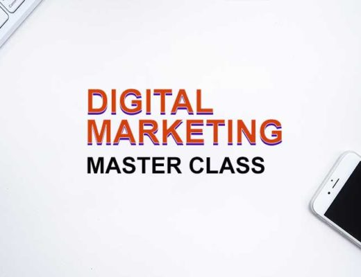 digital-marketing master class