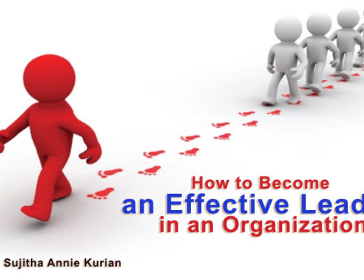 how to become an effective leader in an organization