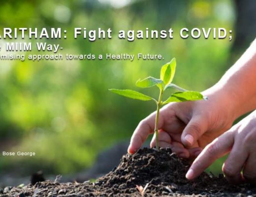 HARITHAM: Fight against COVID; the MIIM Way-A promising approach towards a Healthy Future.