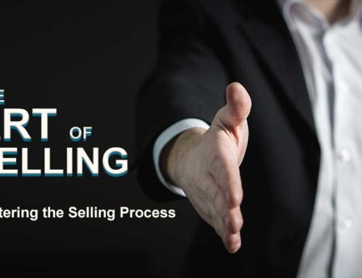 THE ART OF SELLING -Mastering the Selling Process
