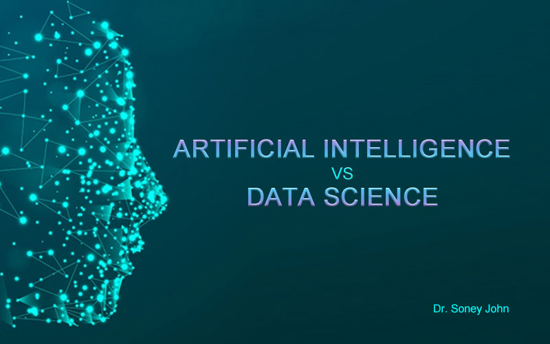 artificial intelligence vs data science
