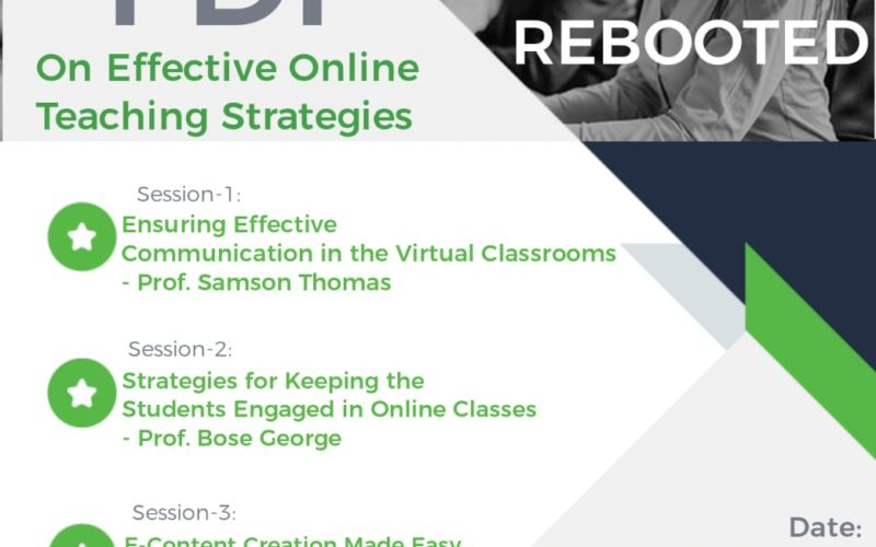 LEARNING REBOOTED