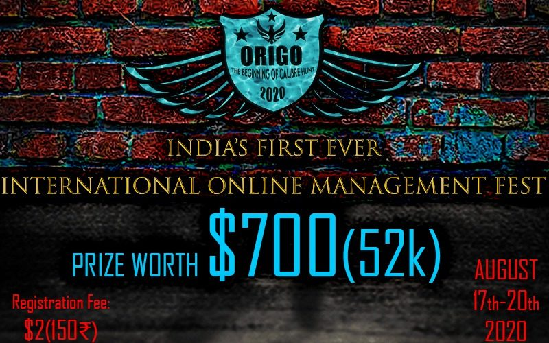 Origo International Online Management Fest