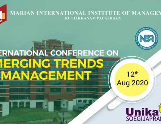 MIIM Conference - International conference on emerging trends in management