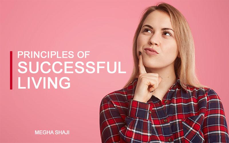 Principles of Successful Living