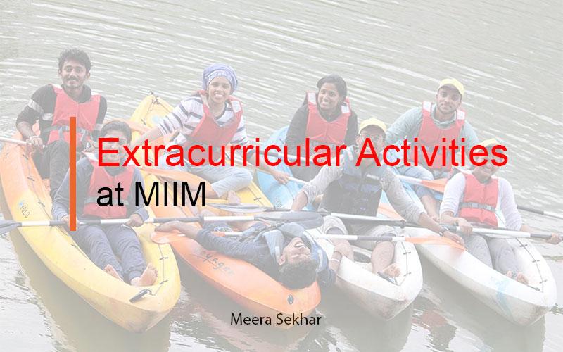 extracurricular activities at miim