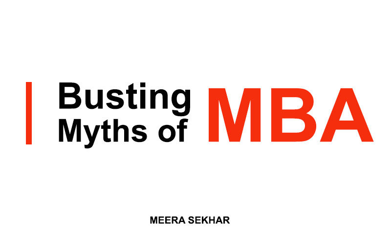busting myths of mba