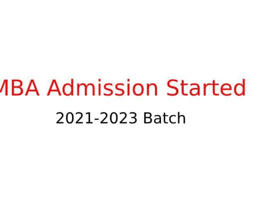 MBA Admission Started 2021-2023 Batch - Top MBA college in Kerala