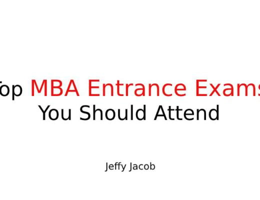 Top MBA entrance examinations you should attend