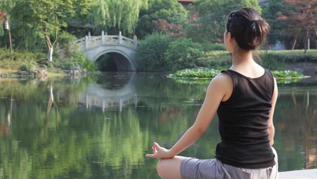 Meditation can reduce depression!