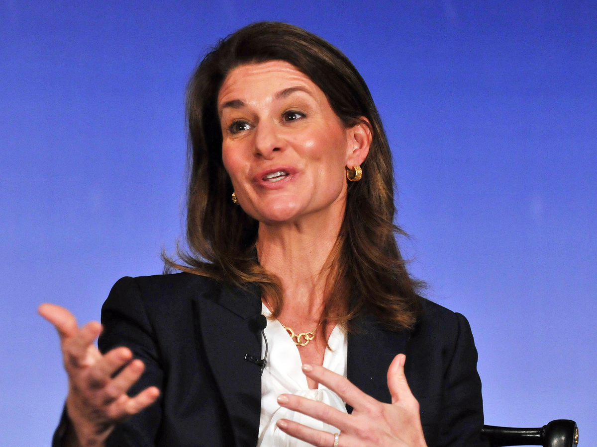 Melinda Gates - Renowned MBAs Who Have Changed the World
