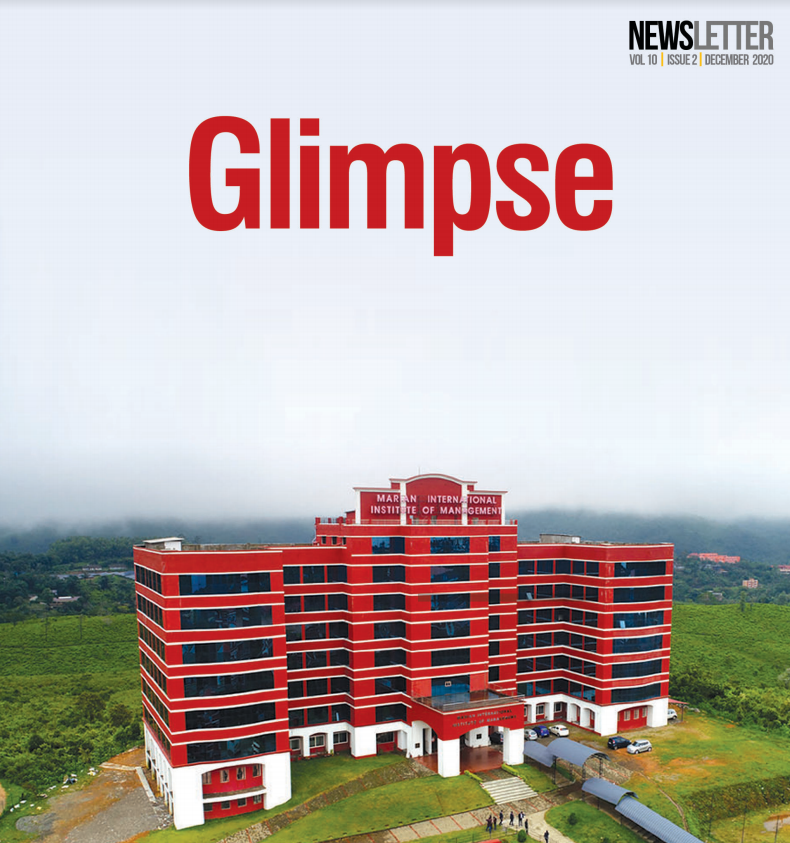 Glimpse Vol 10 Issue 2