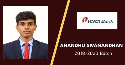 Anandhu Sivanandhan 400x210