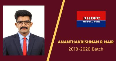 Ananthakrishnan R Nair 400x210