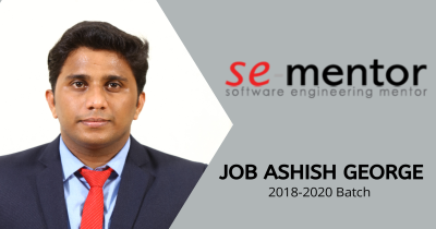 Job Ashish George 400x210